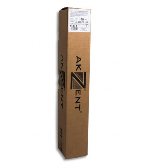 610ммx50ммx45м Рулоны для плоттеров Ink Jet  AKZENT 90гр