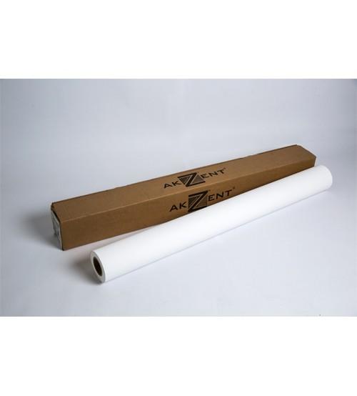 1067ммx50ммx45м Рулоны для плоттеров Ink Jet  AKZENT 80 гр.